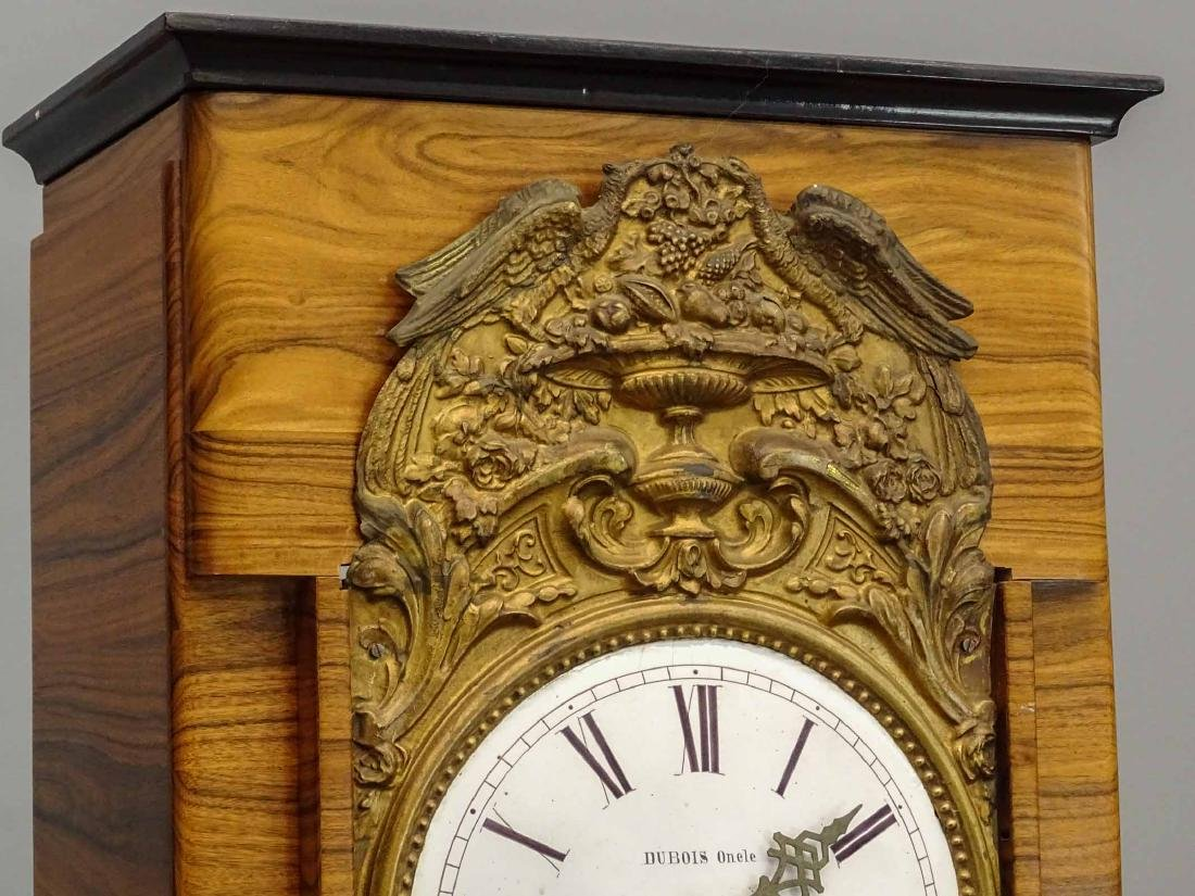French Grandfather Clock - 4