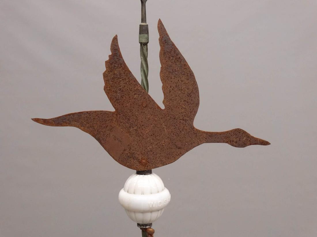 Goose Lightning Rod - 2