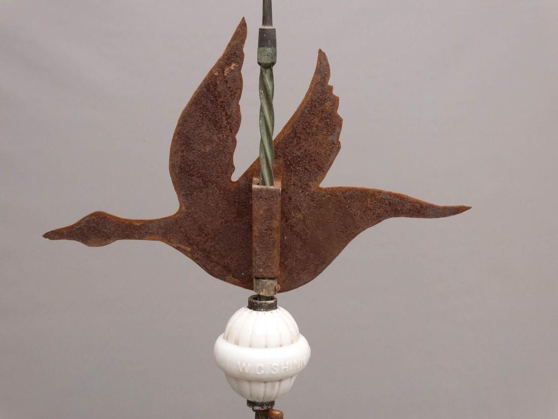 Goose Lightning Rod - 5
