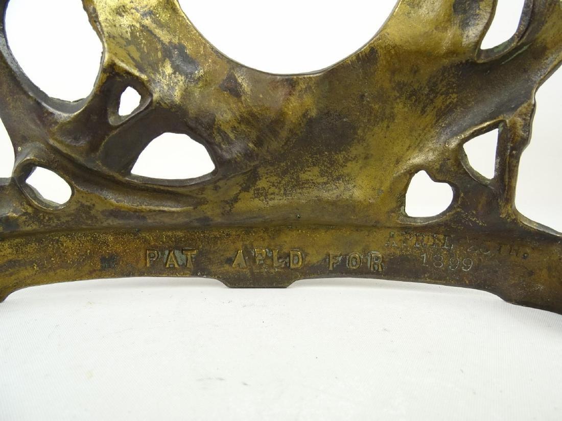 Cast Iron Clock Frames - 9