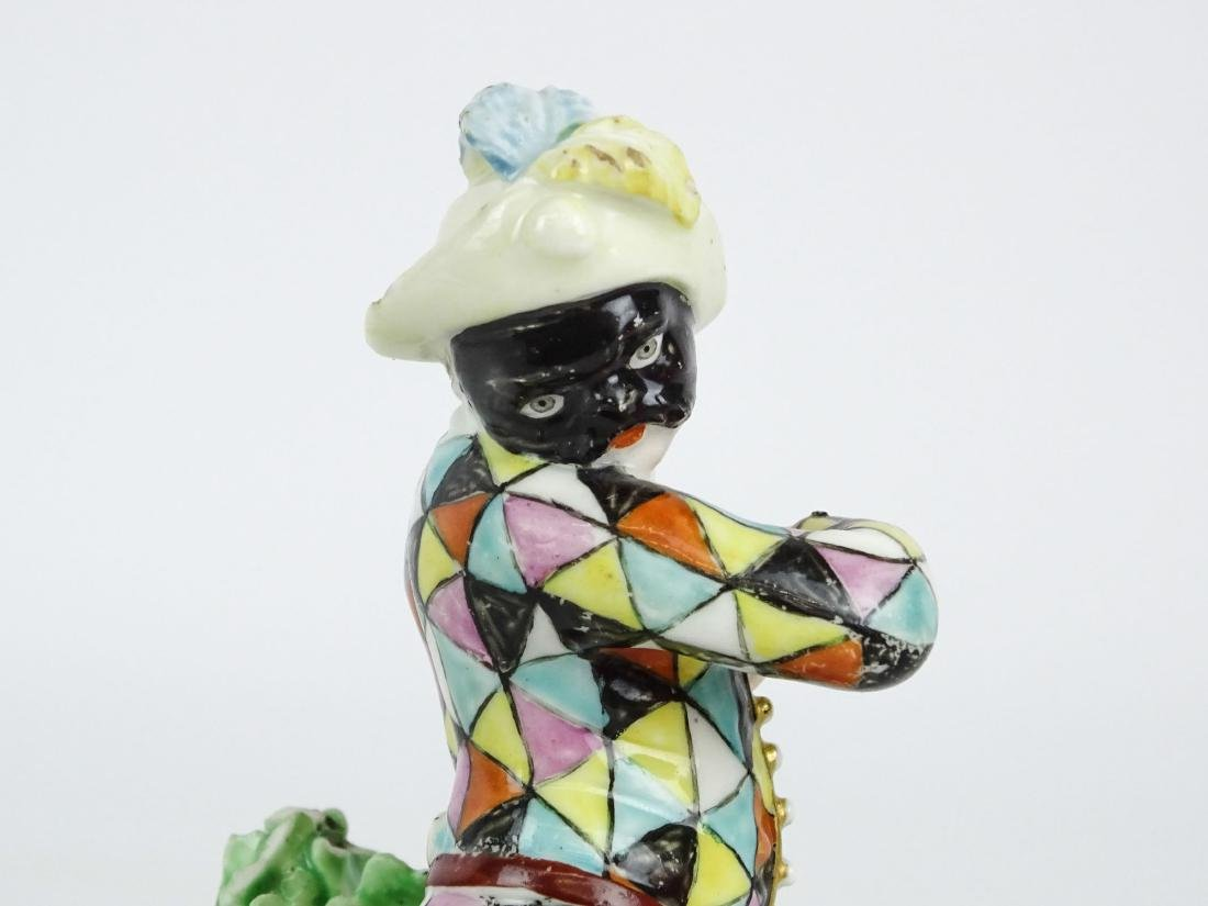 Early Harlequin Figures - 5