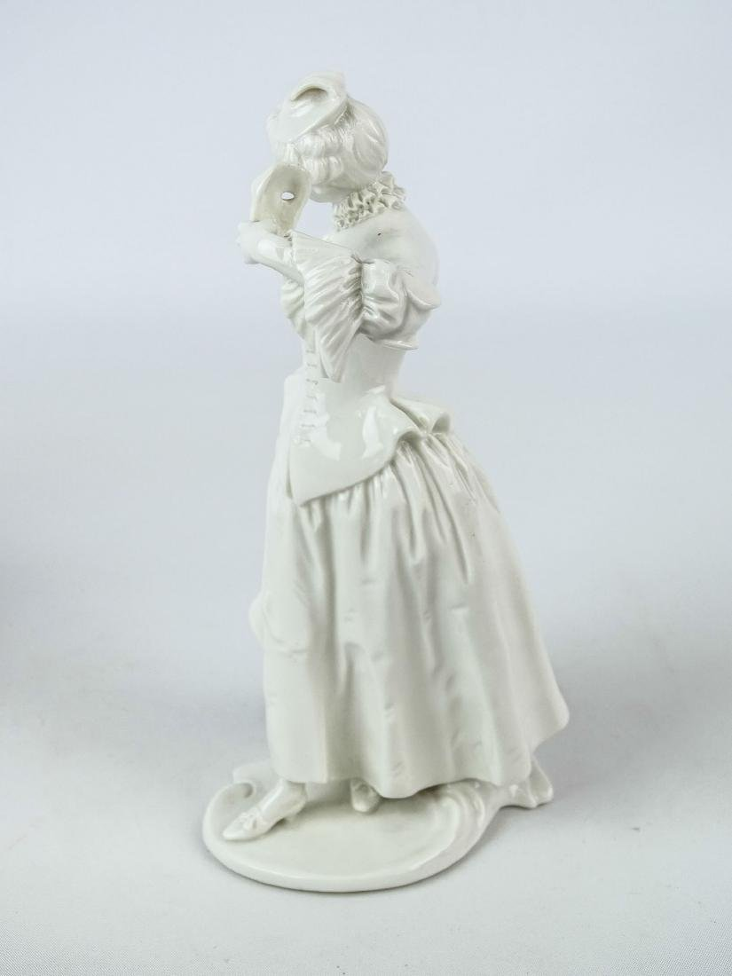 Nymphenburg Colombine Figure - 6