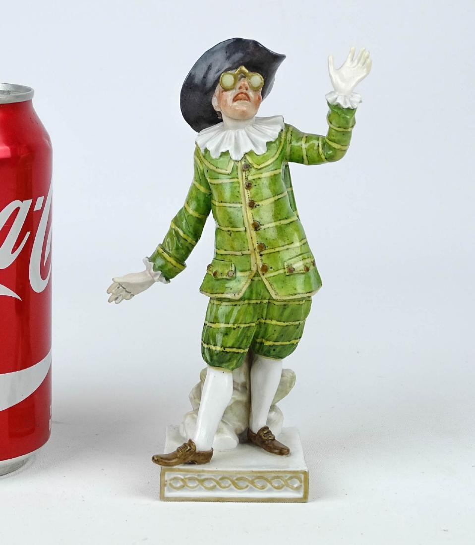 18th c. Scaramouche Figure