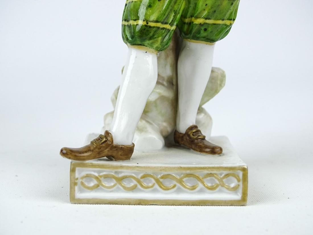 18th c. Scaramouche Figure - 5