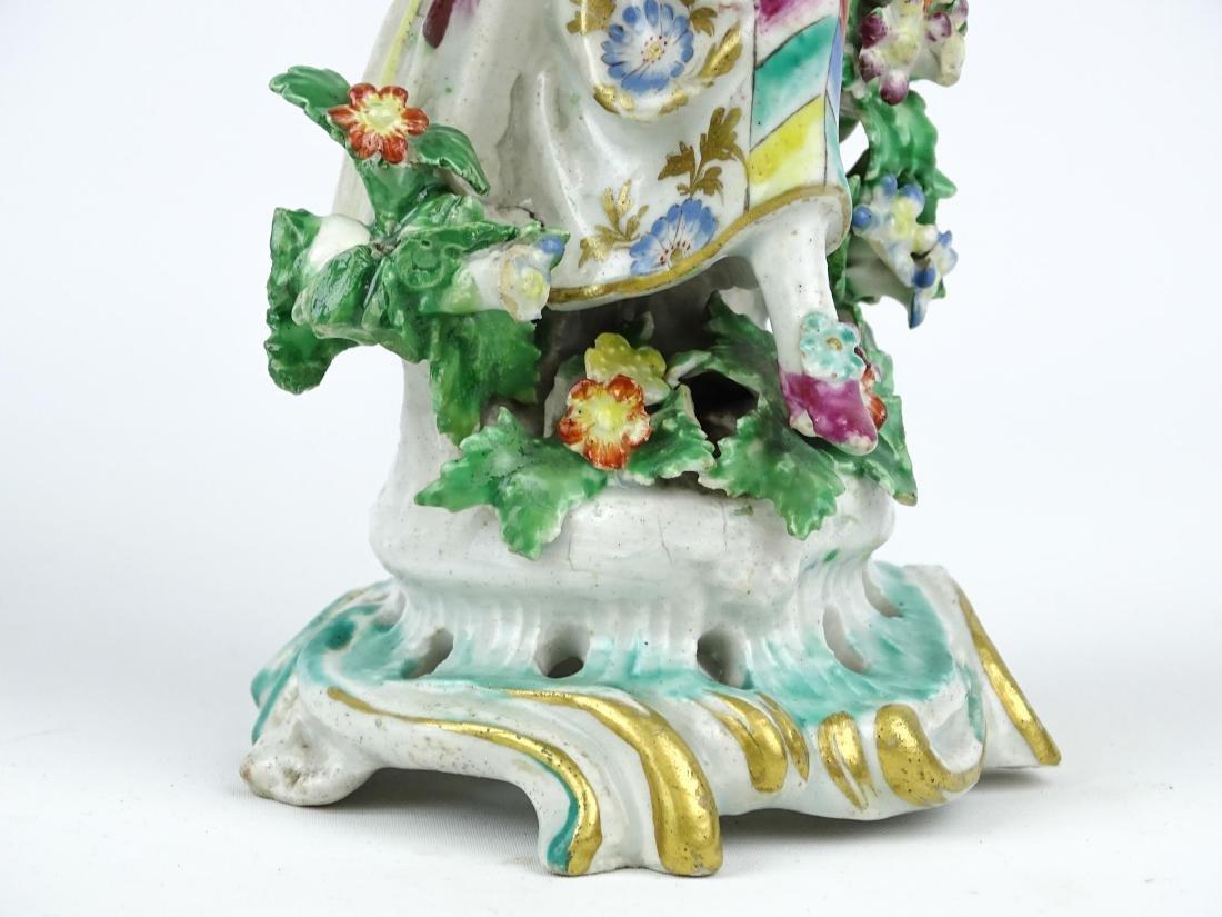 18th c. Porcelain Figure - 3