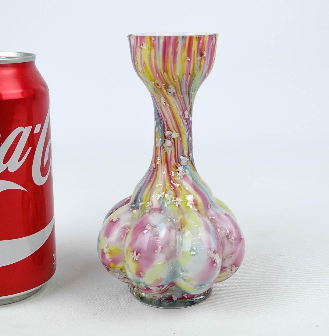 Spangled Rainbow Vase