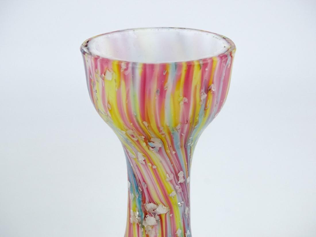 Spangled Rainbow Vase - 2