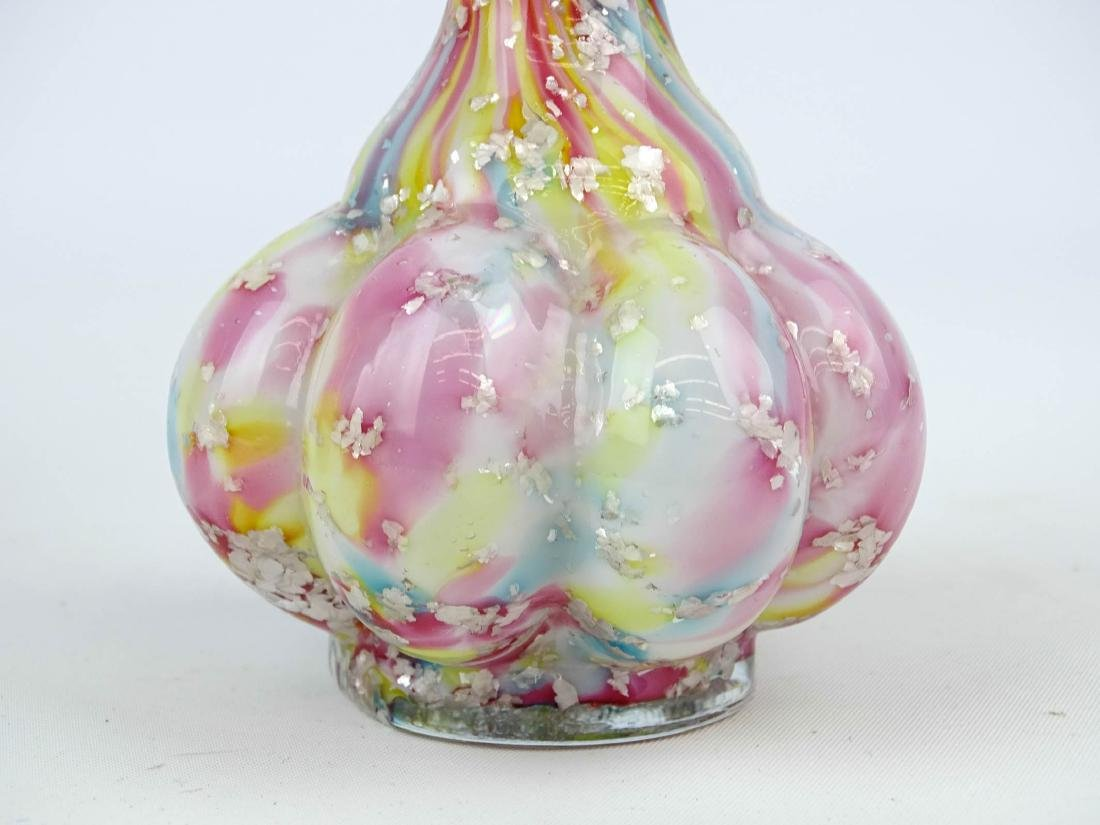 Spangled Rainbow Vase - 3