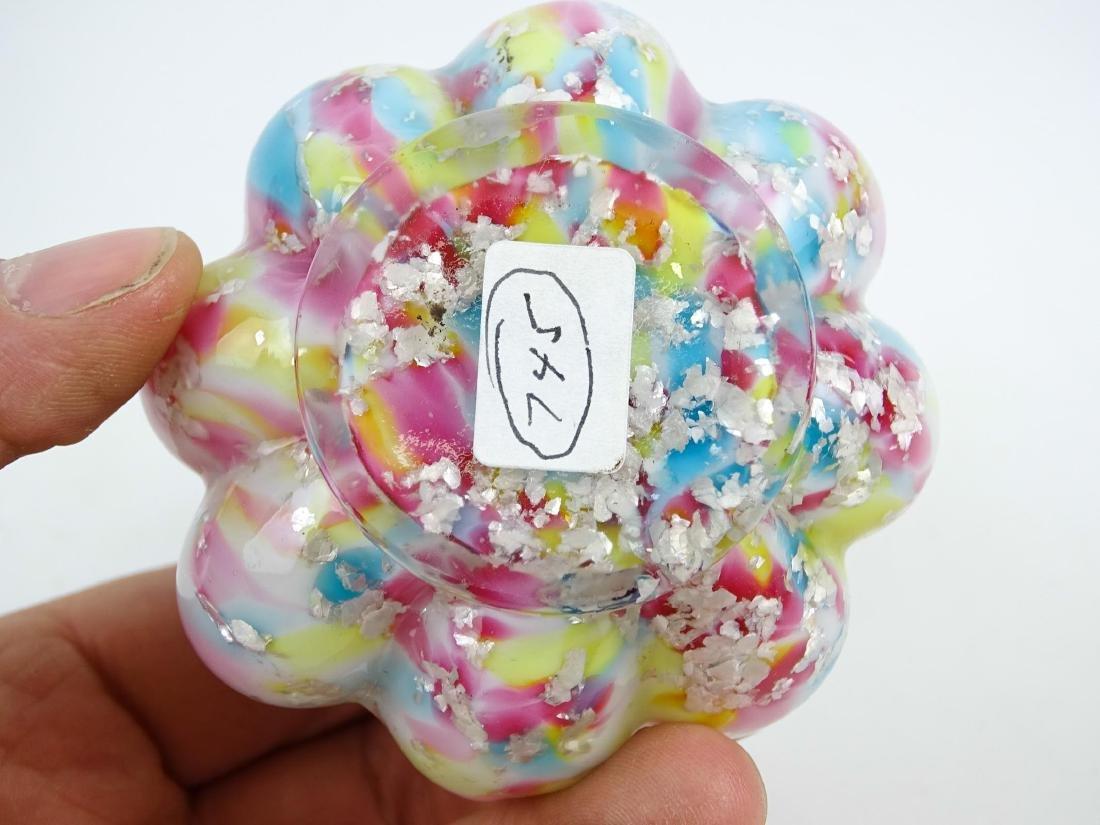 Spangled Rainbow Vase - 4
