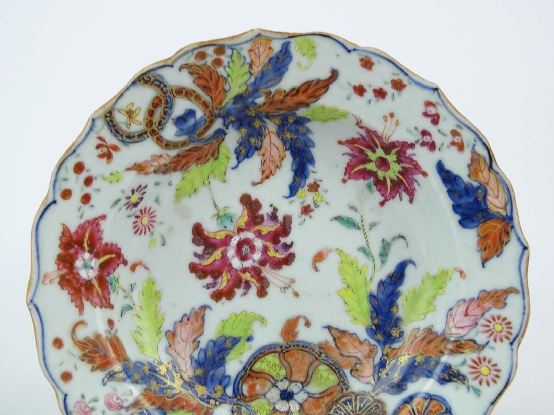18th c. Chinese Export Dish - 2