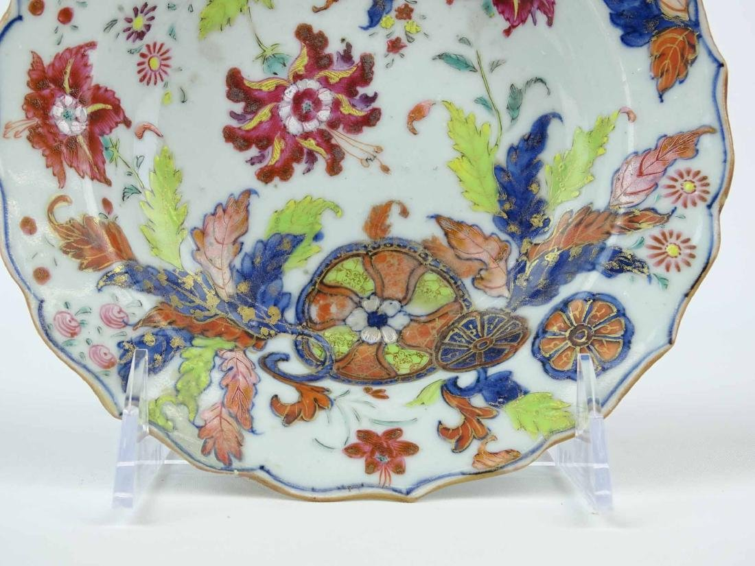 18th c. Chinese Export Dish - 3