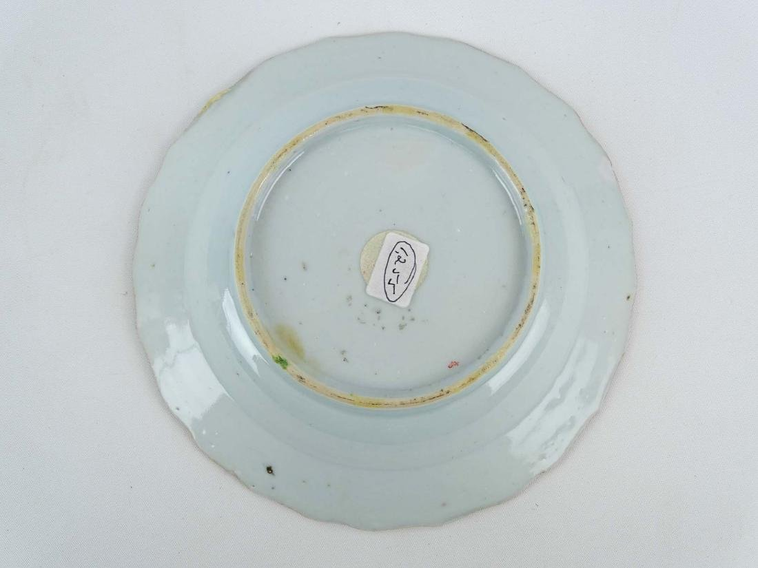 18th c. Chinese Export Dish - 6