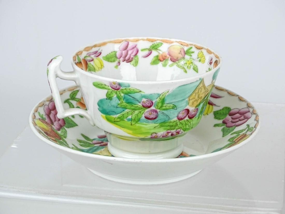 Teacups And Saucers - 2