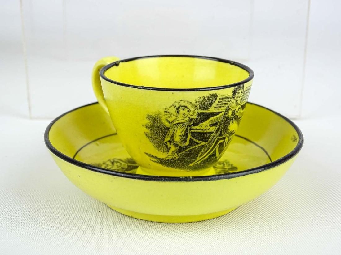 Teacups And Saucers - 4