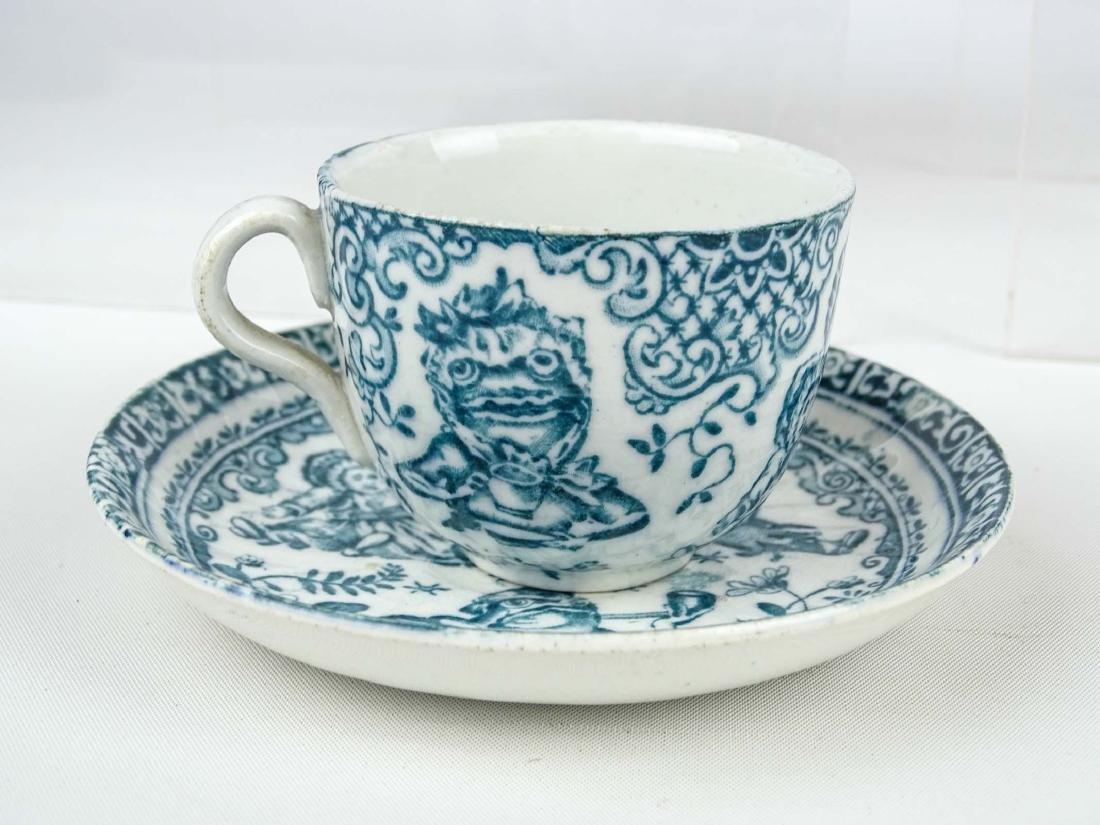 Teacups And Saucers - 5
