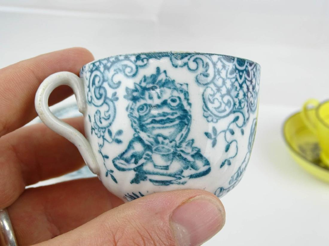 Teacups And Saucers - 6