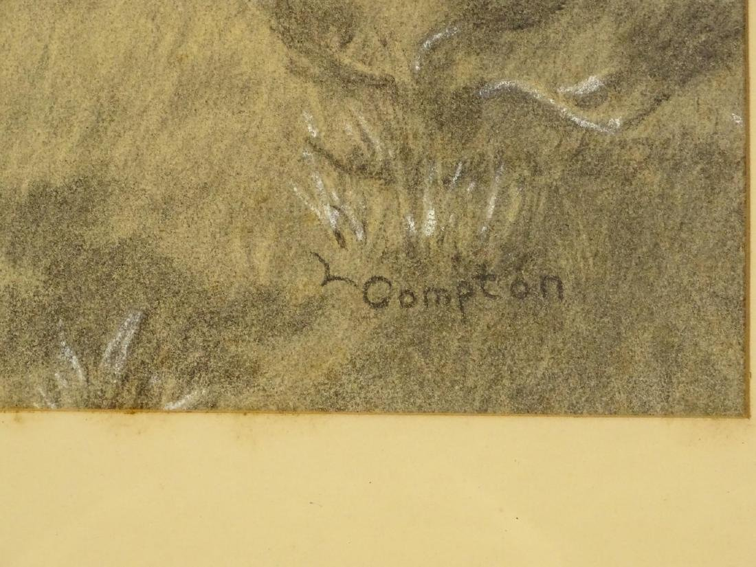 Compton (American 20th Century), Illustration - 2