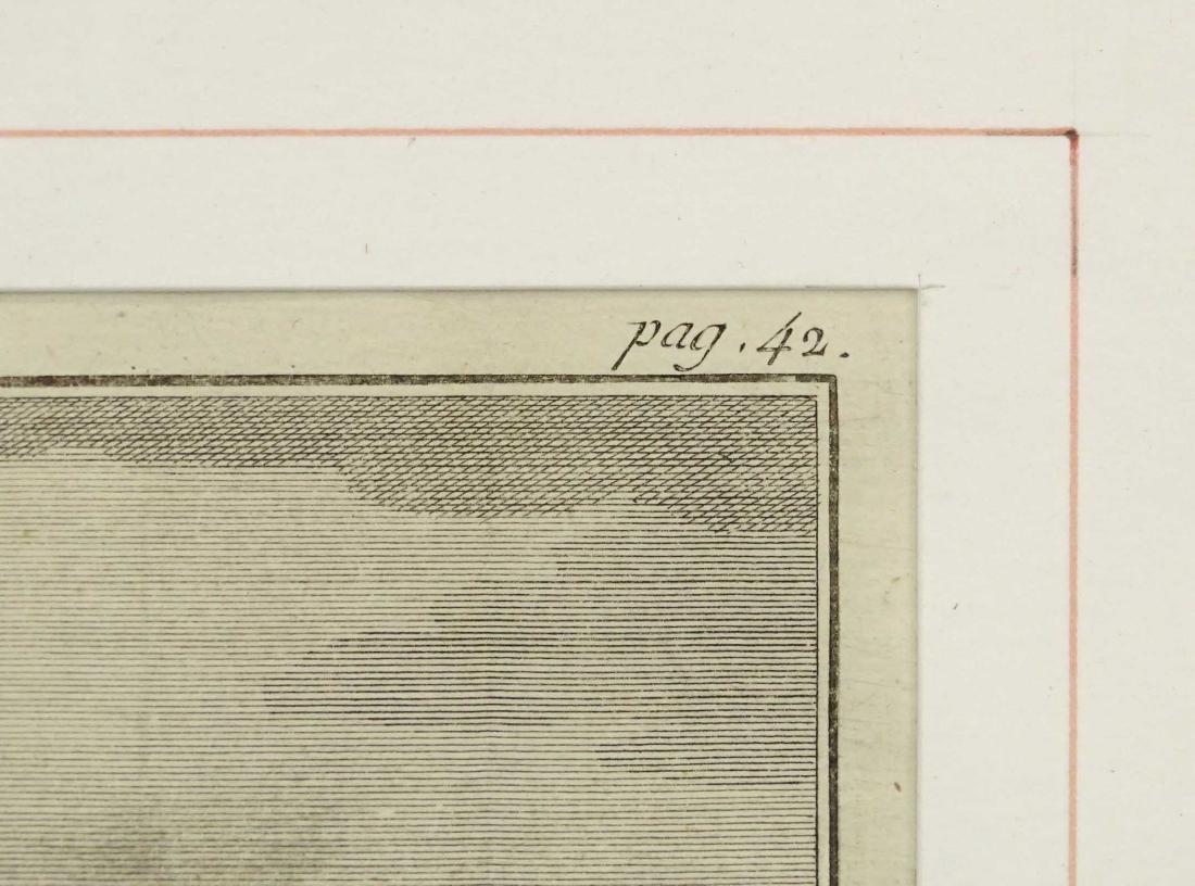 18th c. Italian Etching - 4