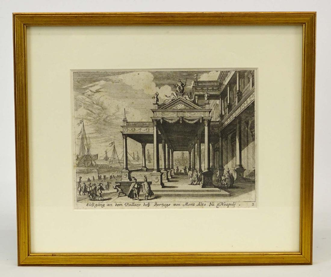 18th c. Engraving