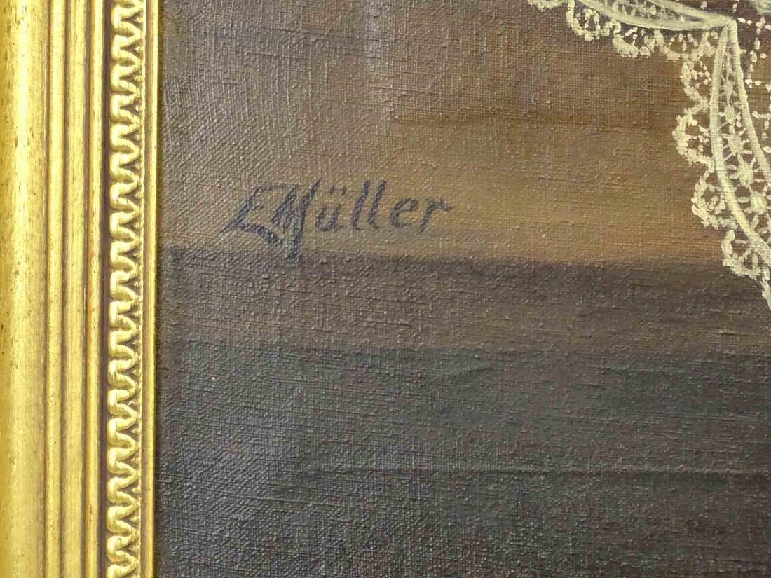 E. Muller, Still Life - 3