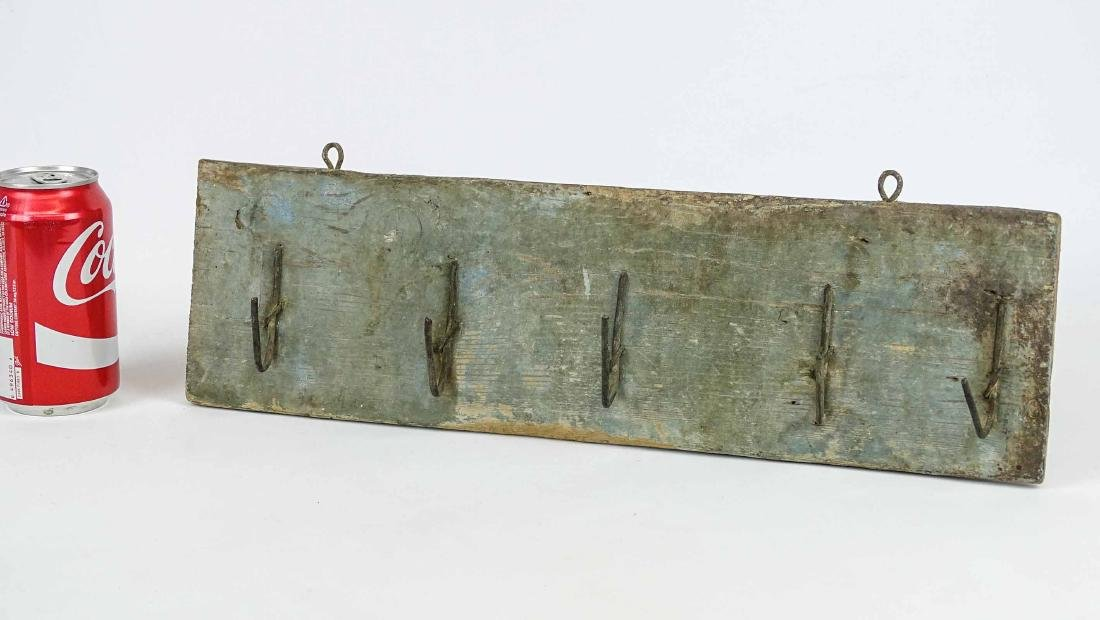 19th c. Hanging Rack