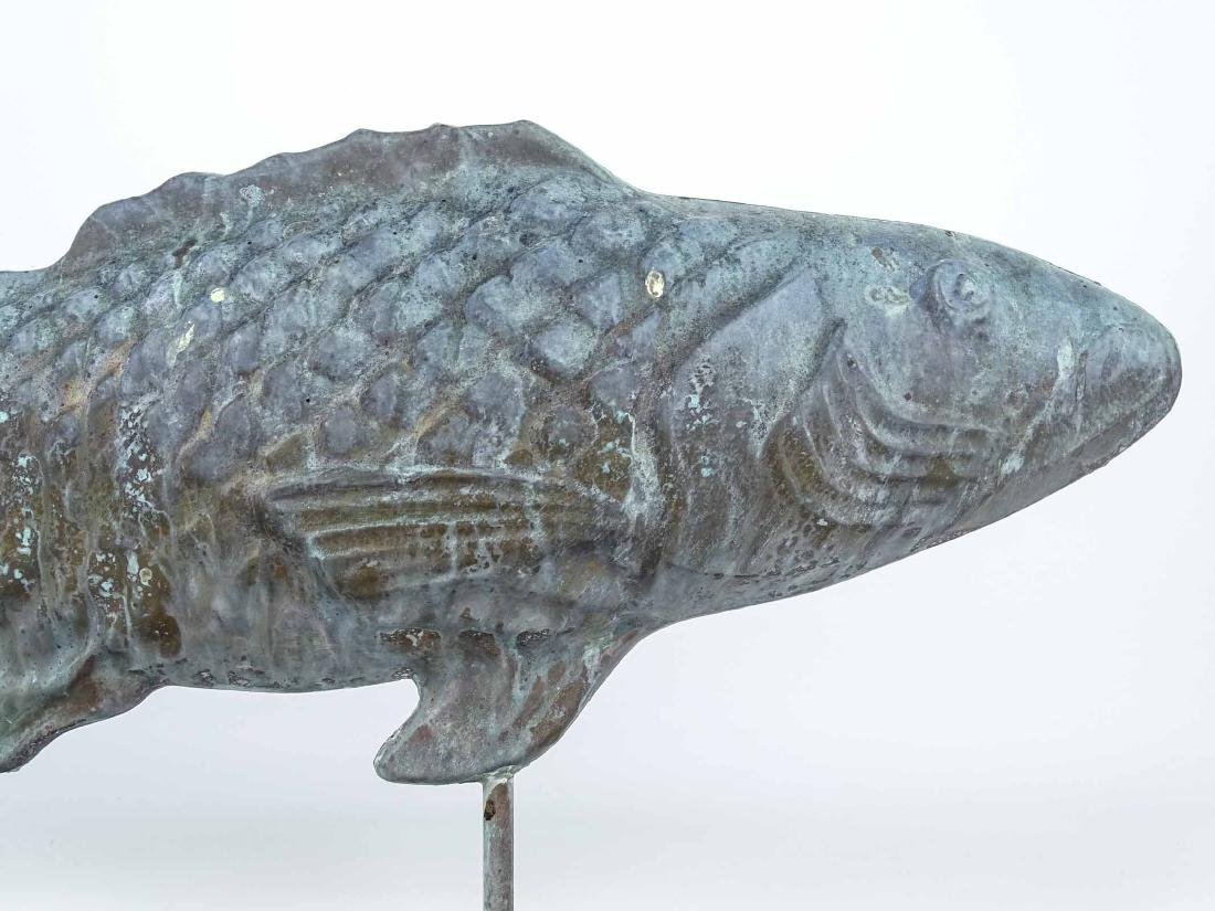 Codfish Weathervane - 2