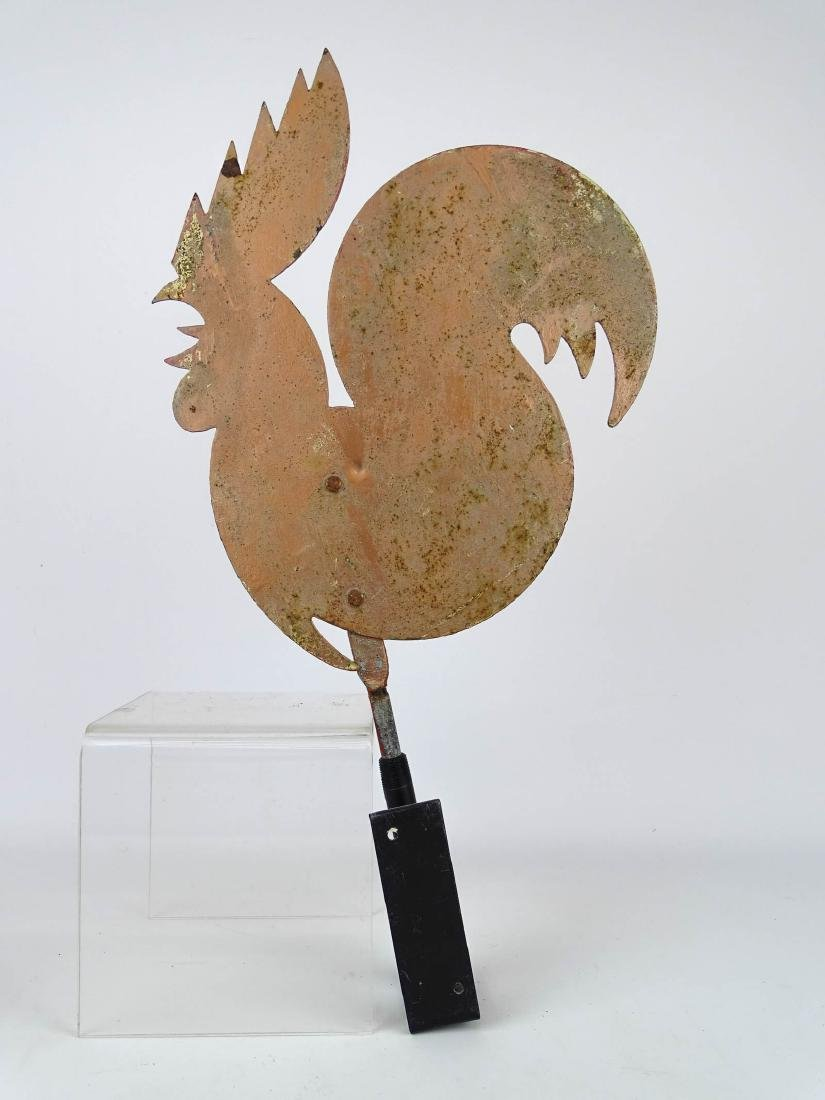Rooster Weathervane - 4