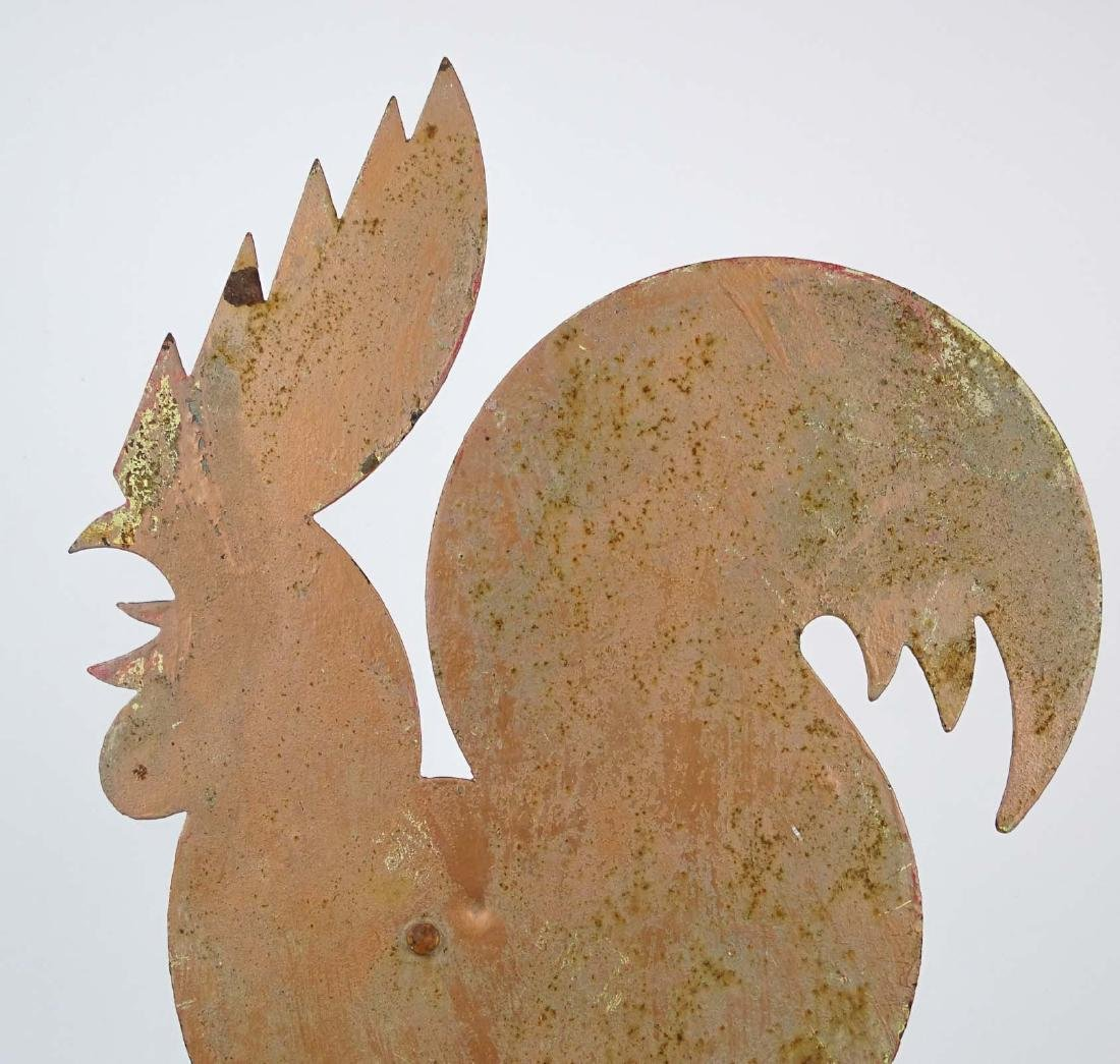 Rooster Weathervane - 5