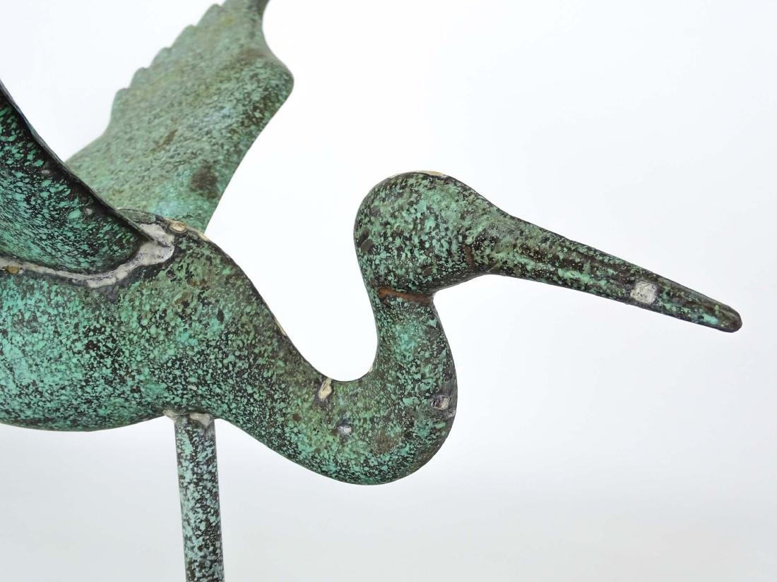 Heron Weathervane - 3