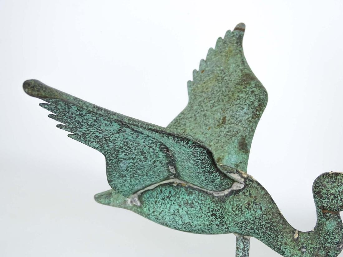 Heron Weathervane - 4