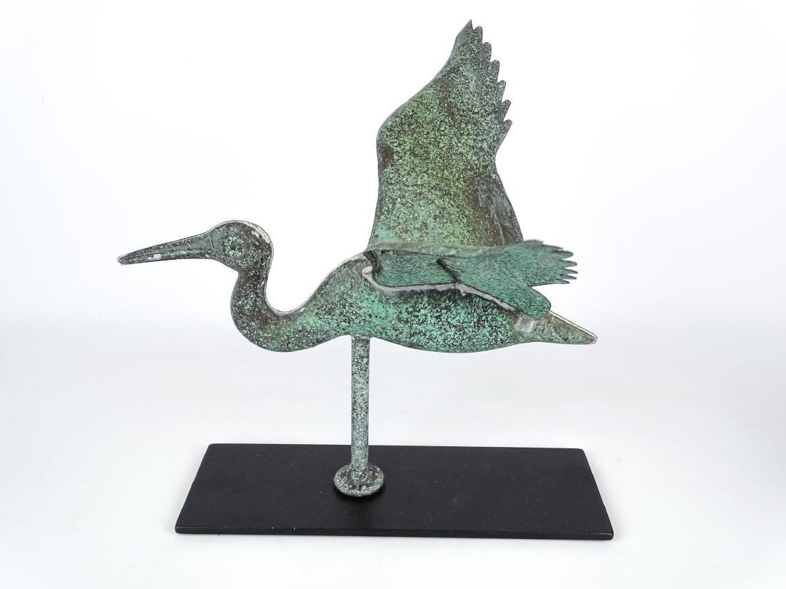 Heron Weathervane - 6