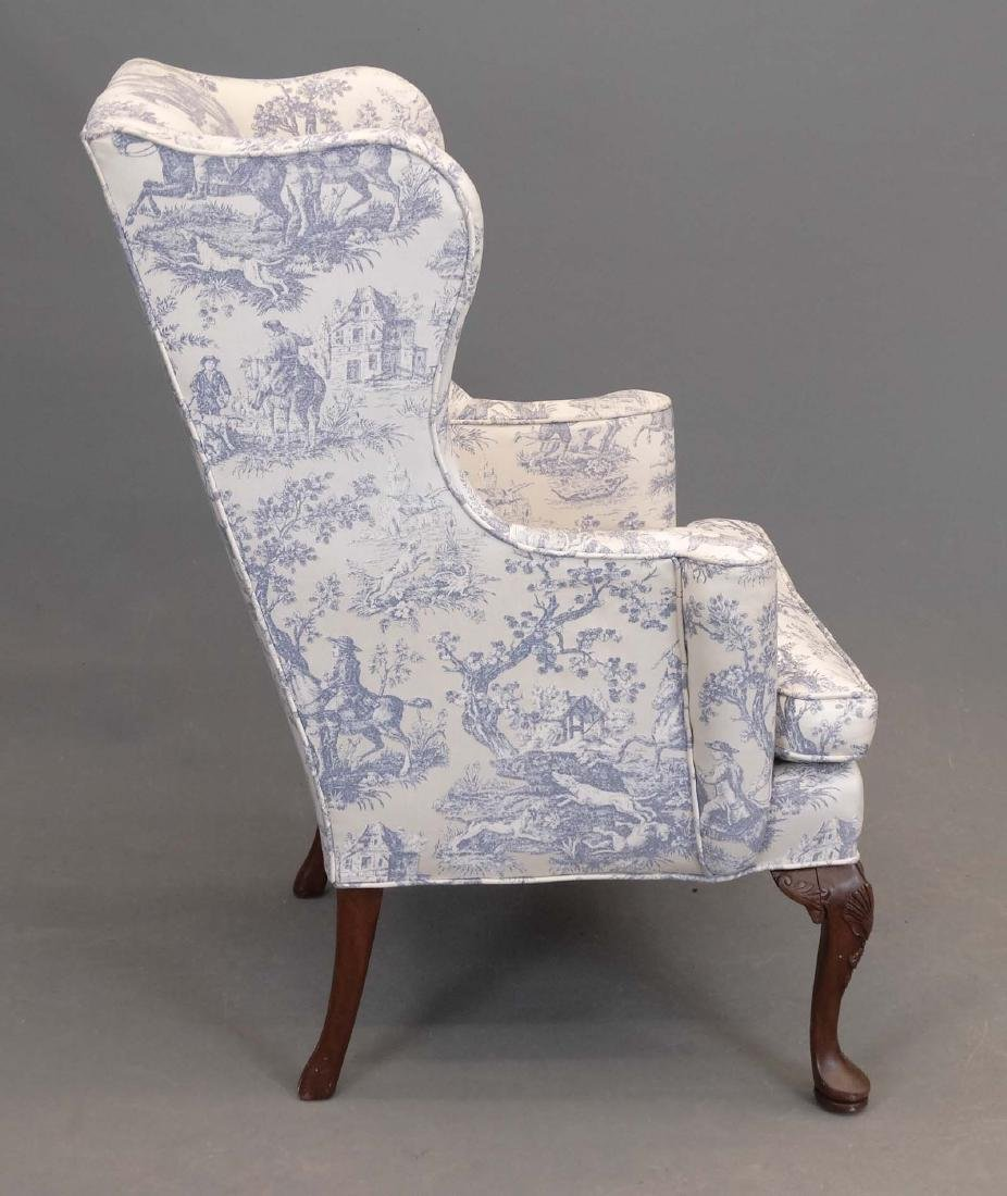 Wing Chair - 4