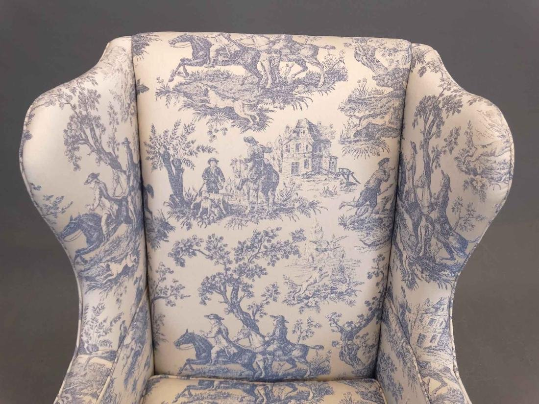 Wing Chair - 5