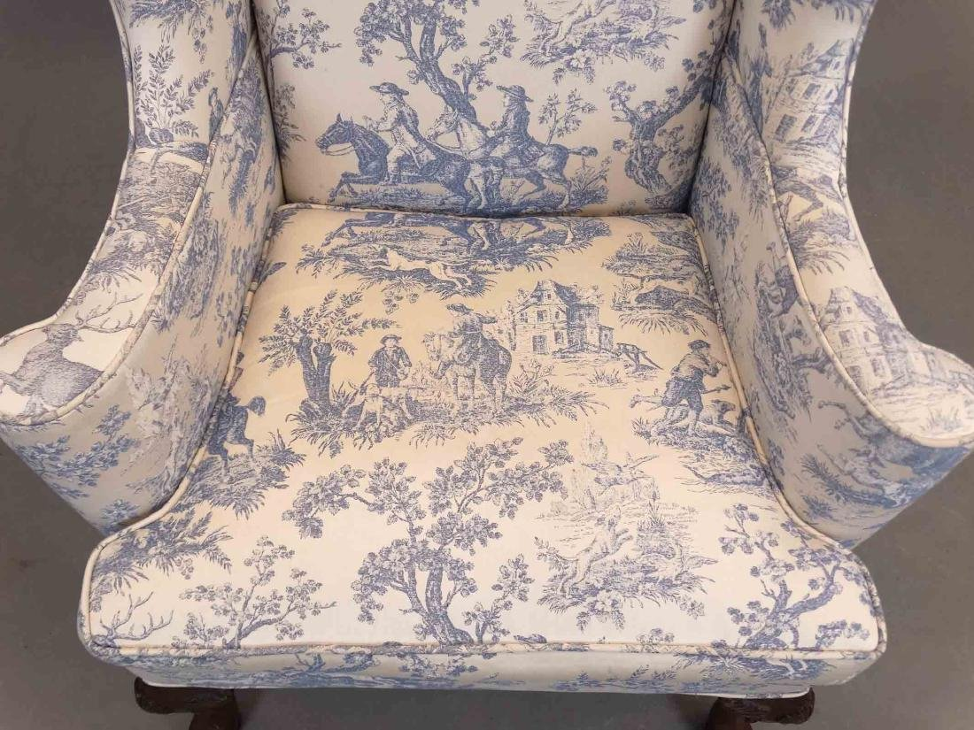 Wing Chair - 6