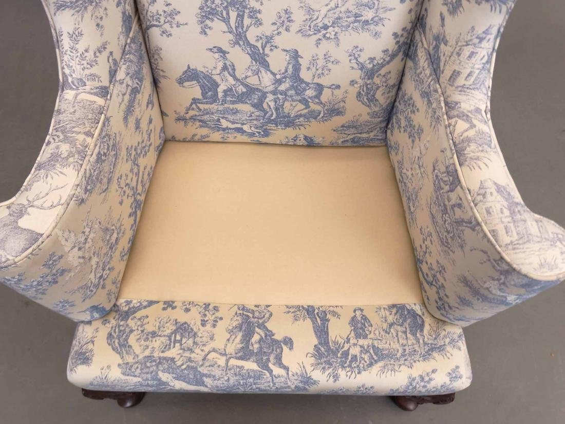 Wing Chair - 7
