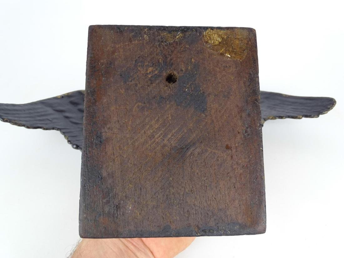 Cast Iron Eagle - 10