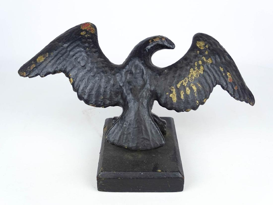 Cast Iron Eagle - 6