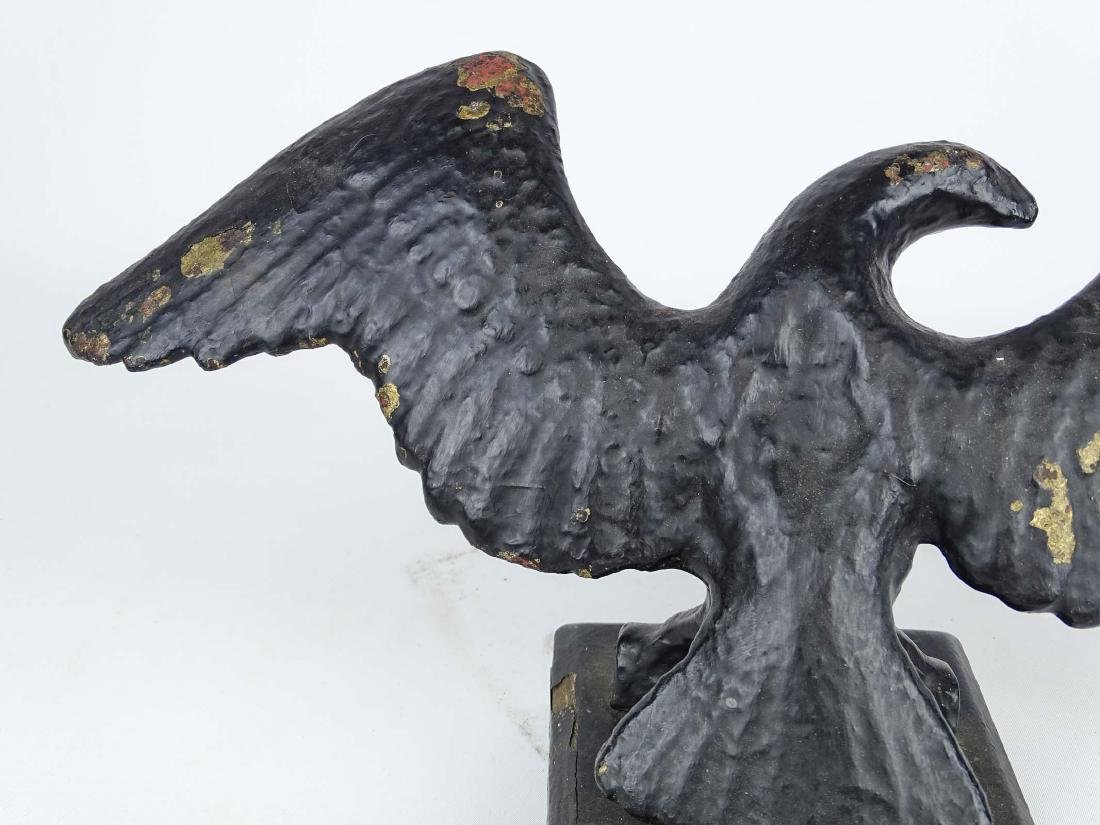Cast Iron Eagle - 7