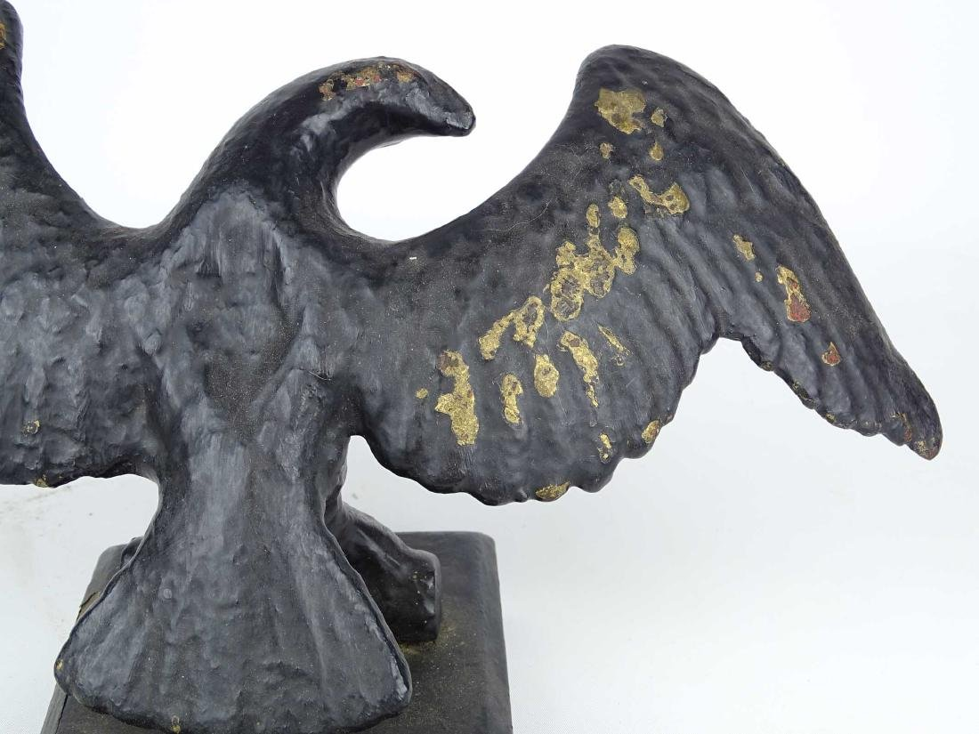 Cast Iron Eagle - 8