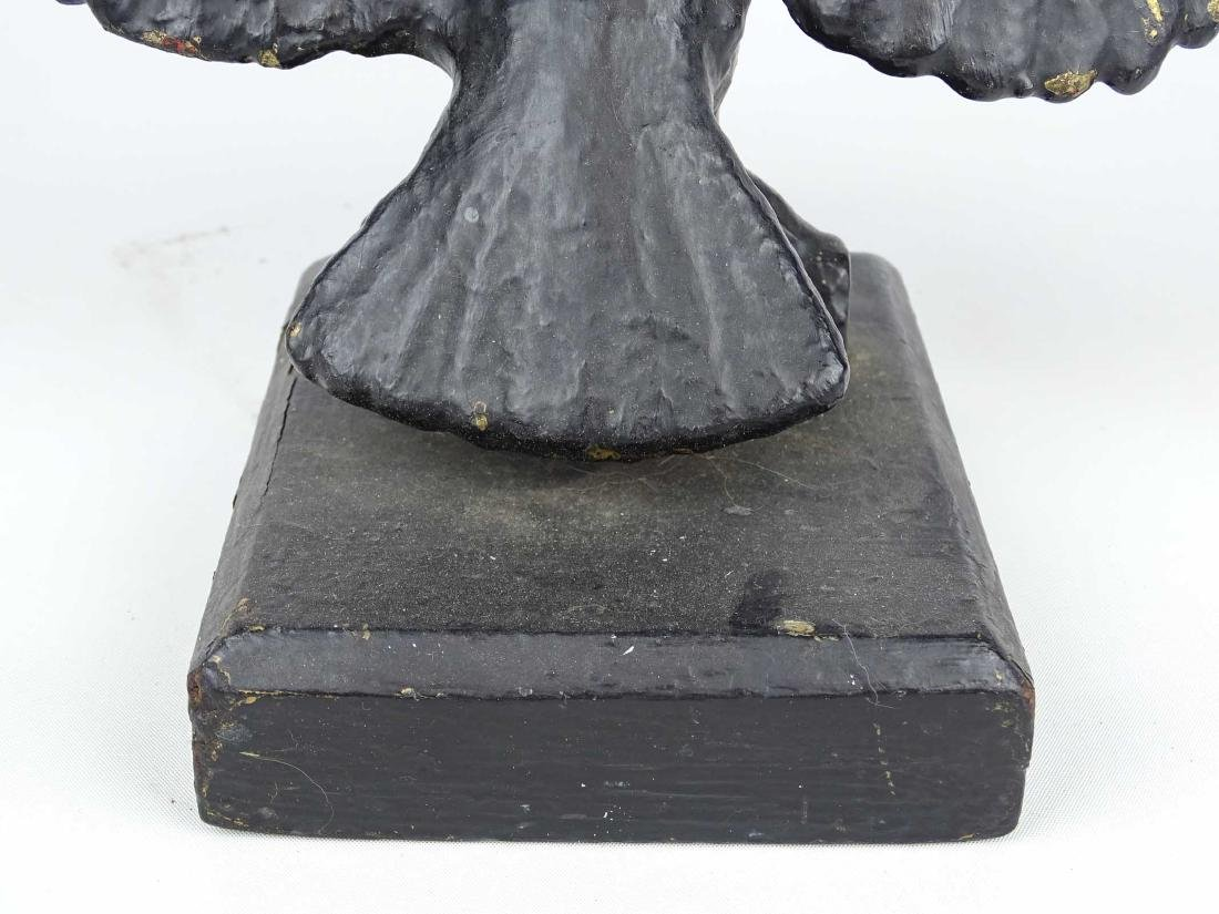 Cast Iron Eagle - 9