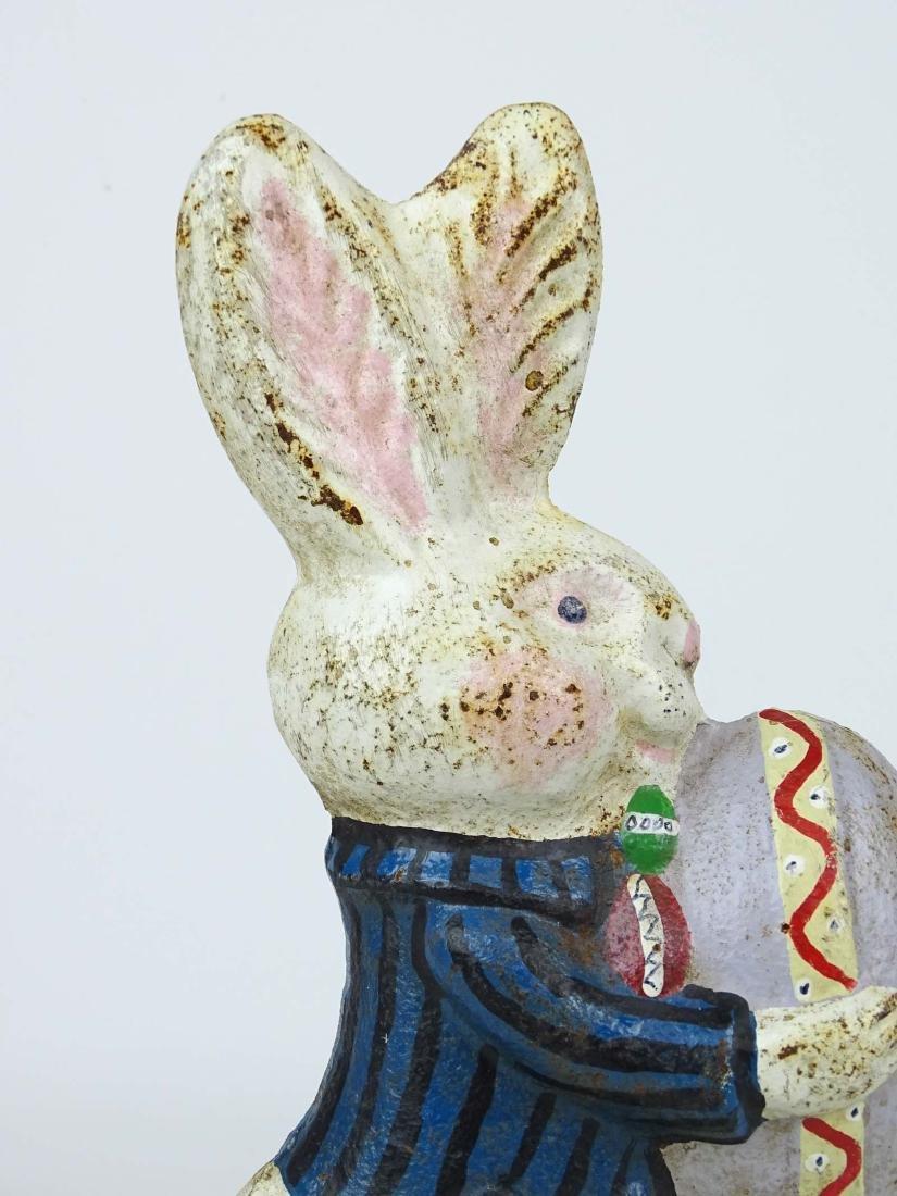 Rabbit Doorstop - 2