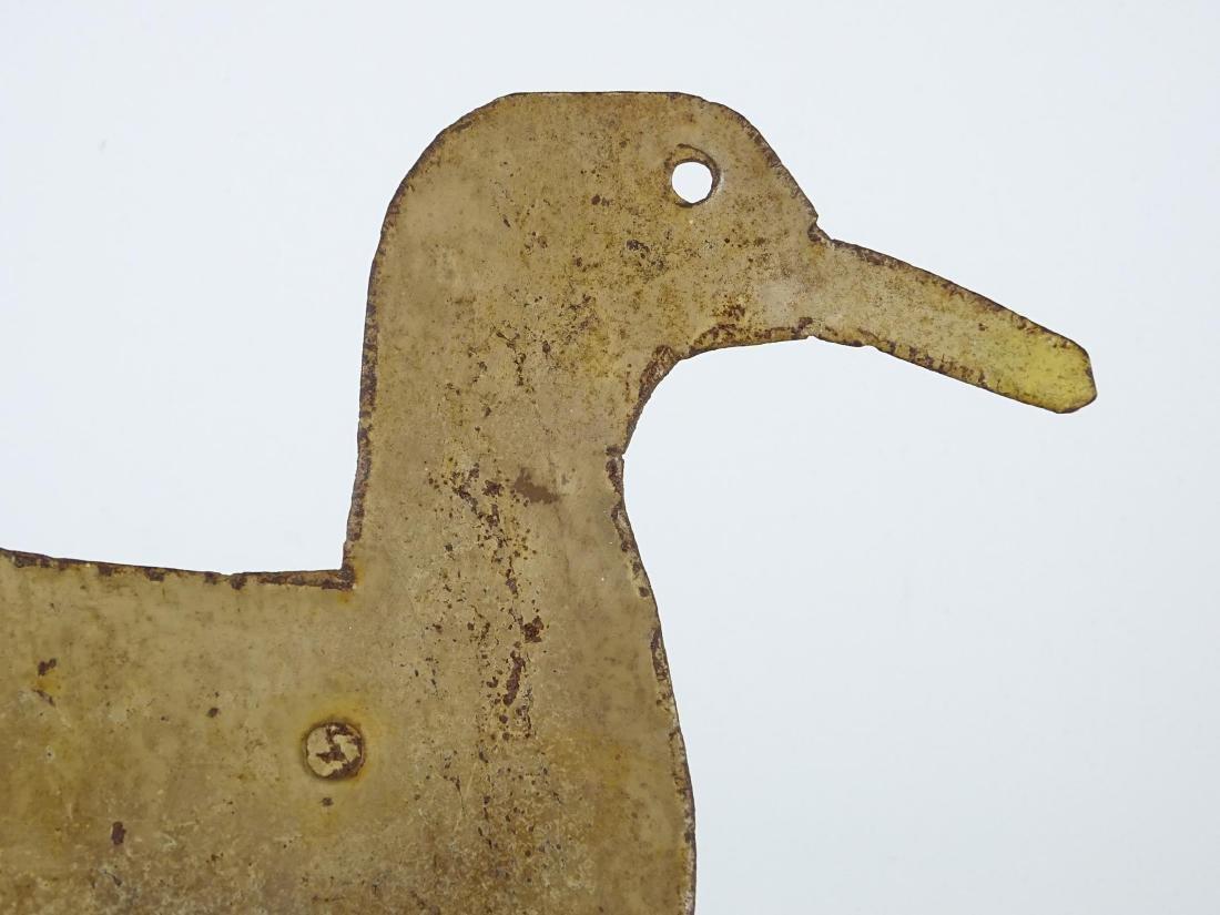 Sheet Iron Bird Weathervane - 5