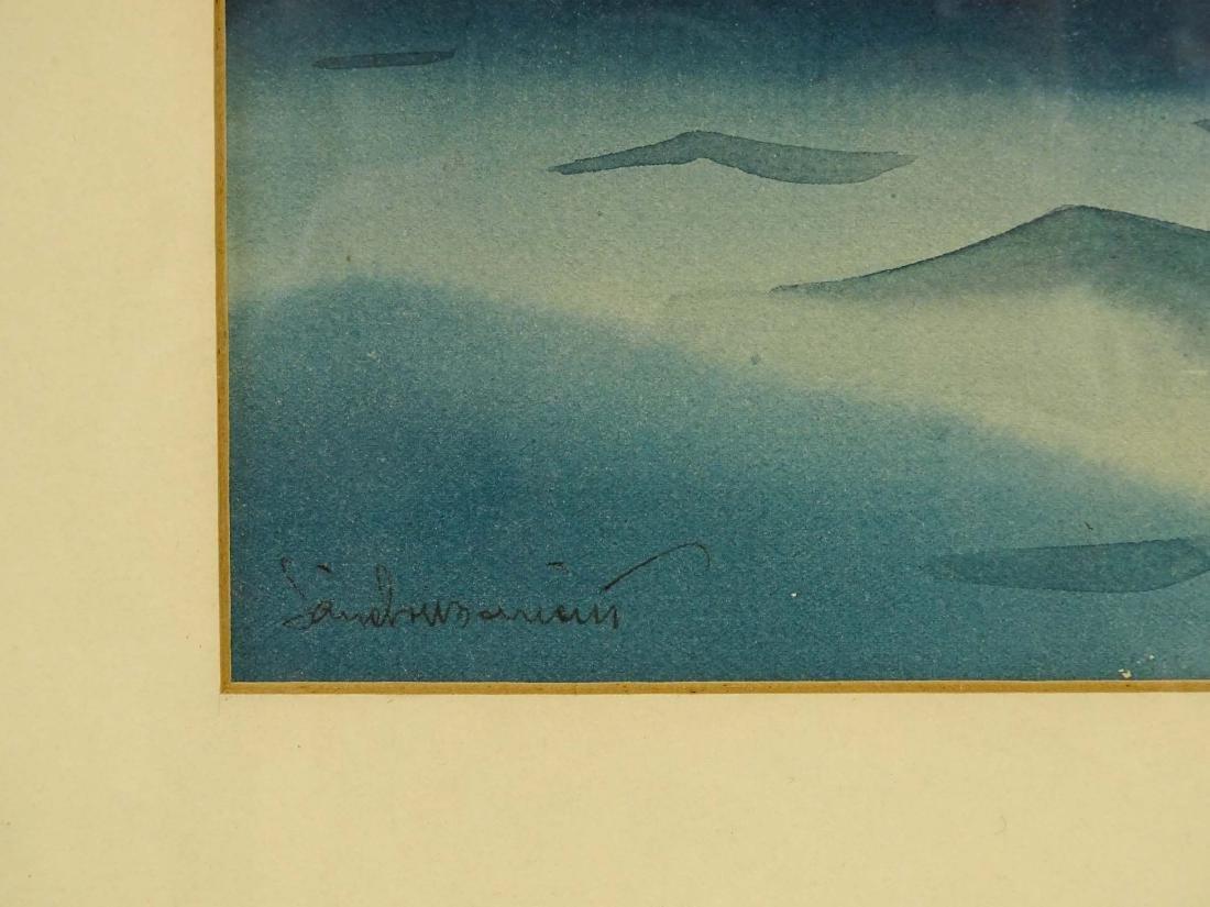 Sandor Bernath (1892-1984) - 2