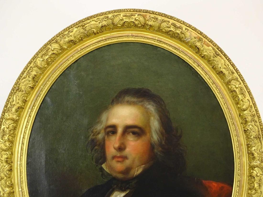 Louis Lang (1814-1893), Portrait - 2