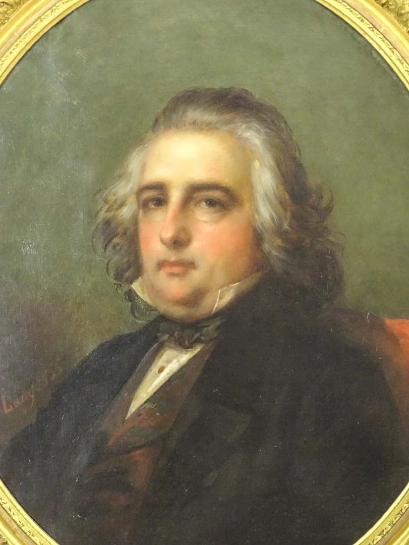Louis Lang (1814-1893), Portrait - 3