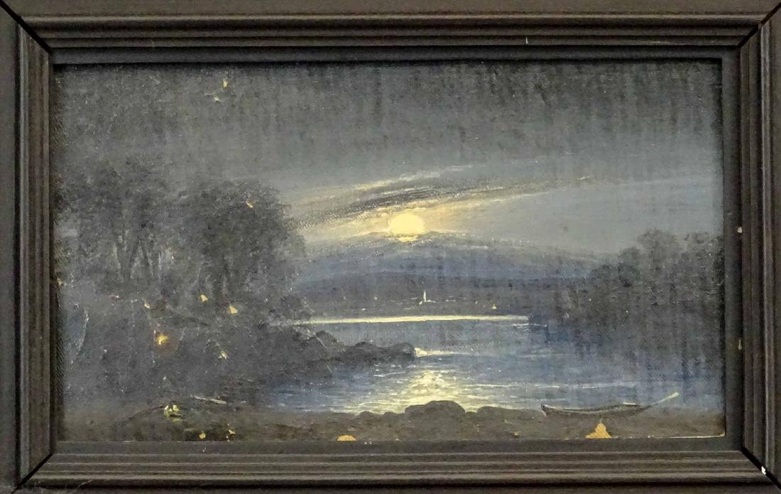 Painting,  Moonlit Landscape - 2