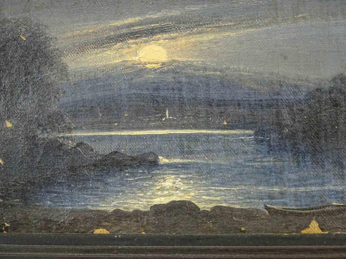Painting,  Moonlit Landscape - 3