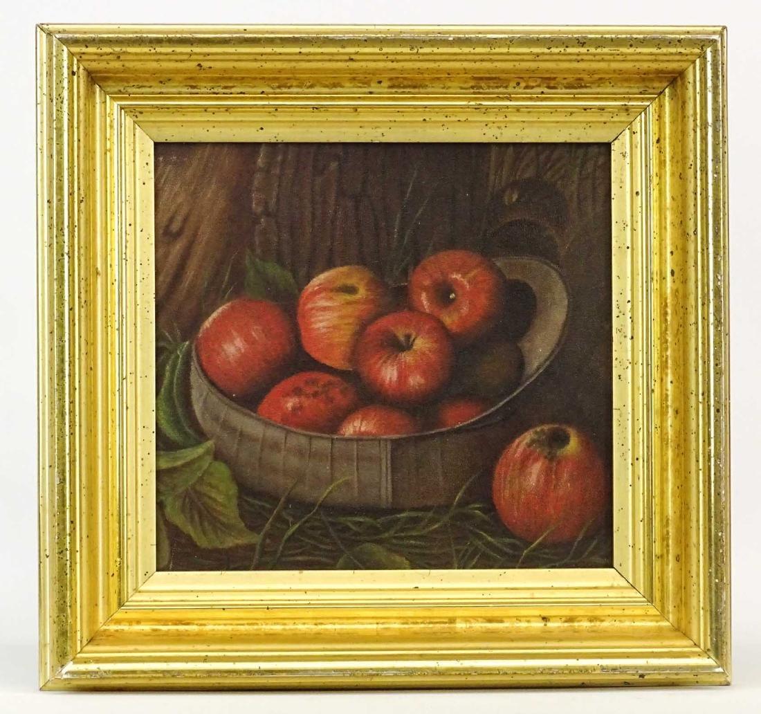Painting, 19th c. Still Life