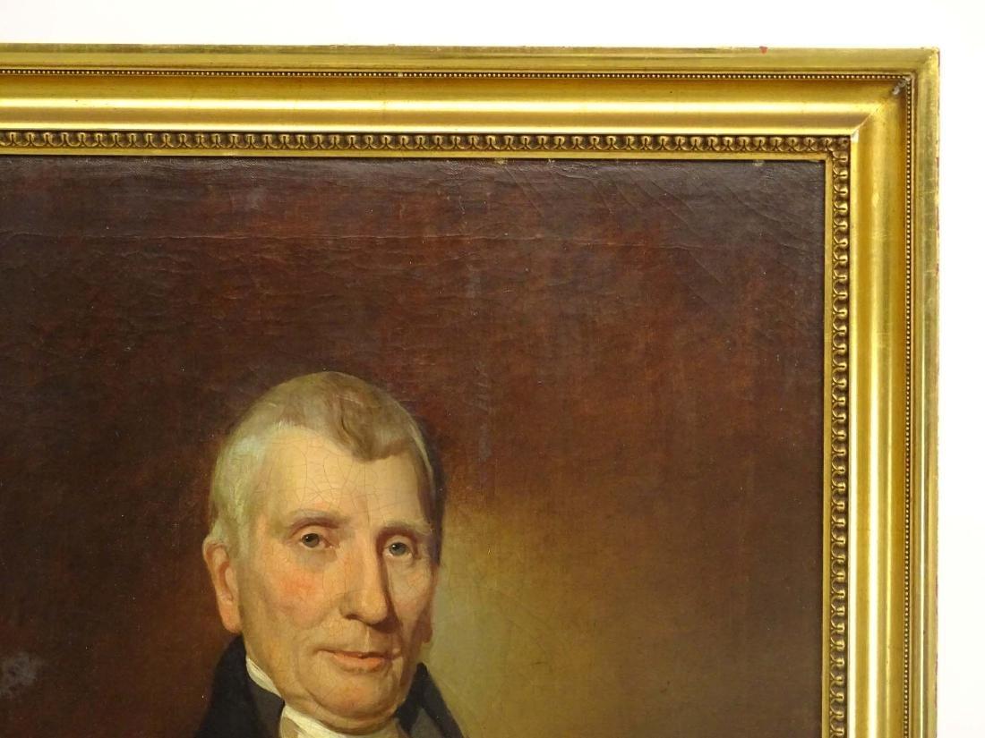 19th c. Portrait - 2