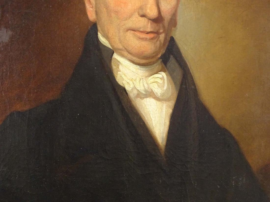 19th c. Portrait - 5